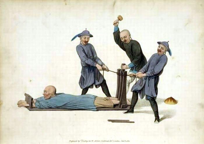 Наказания в рисунках и фото