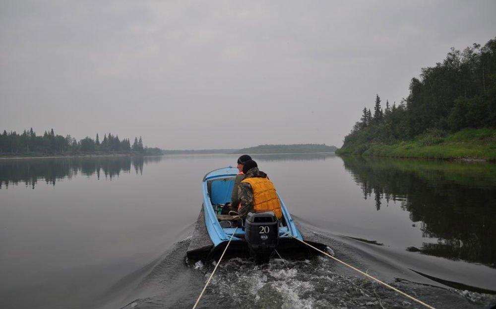 рыбалка с лодки с какого числа
