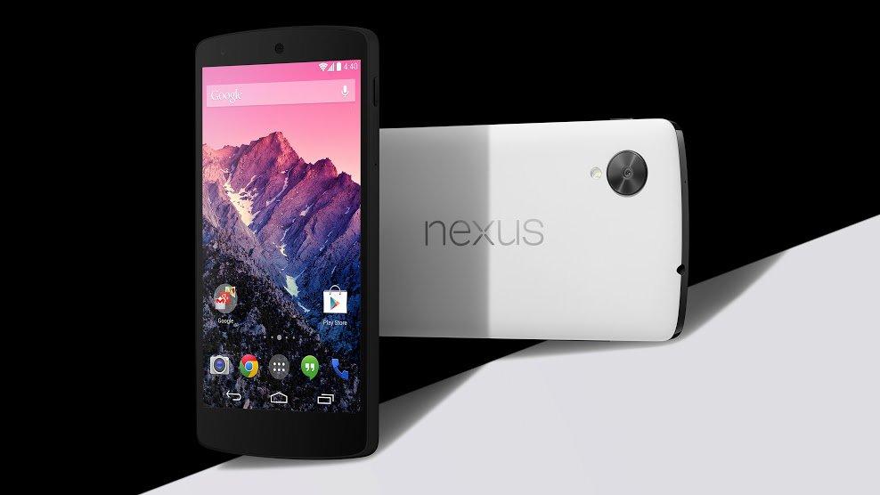Новый LG Nexus 5 появится в продаже 29 сентября