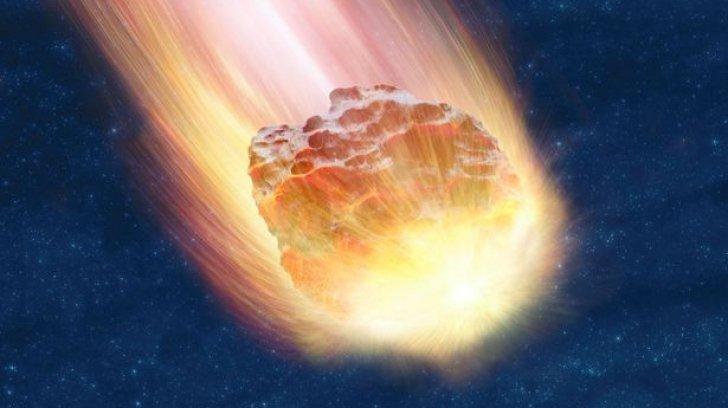 Земле грозит метеоритная атака, объявил уральский ученый
