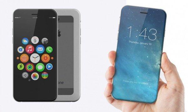 Apple приступила к тестированию прототипа iPhone 7 без кнопки Home