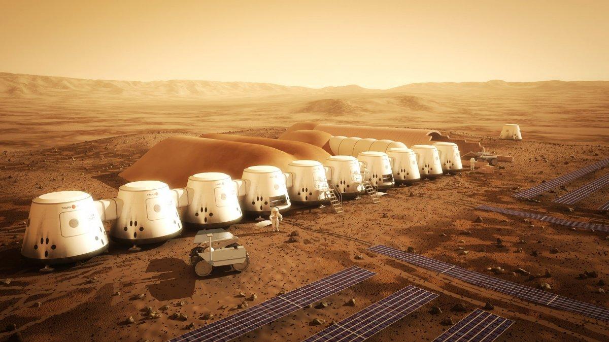 Агентство NASA хочет в 2028 году отправить ученых на Марс