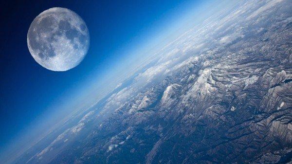 Ученые проследили связь между фазами Луны и количеством осадков на Земле