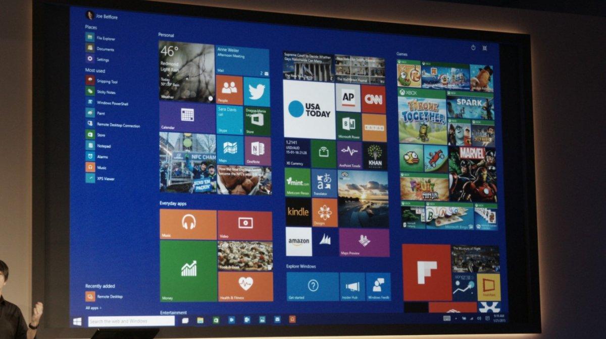 Windows 10 теперь не спрашивает согласия владельца компьютера перед установкой