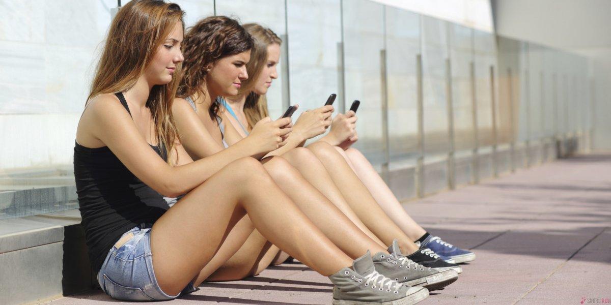 Ученые доказали, что соцсети провоцируют появление ранних морщин