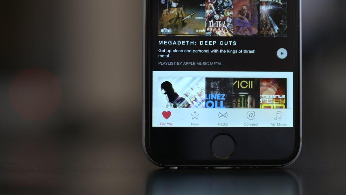 В Apple объявили о редизайне сервиса Apple Music