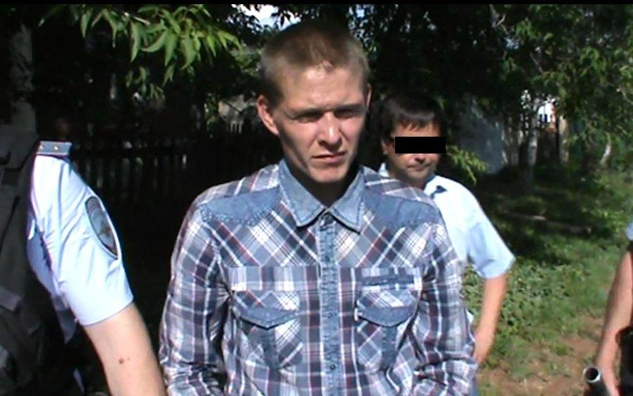 Убийцу 6-летней Вики арестовали
