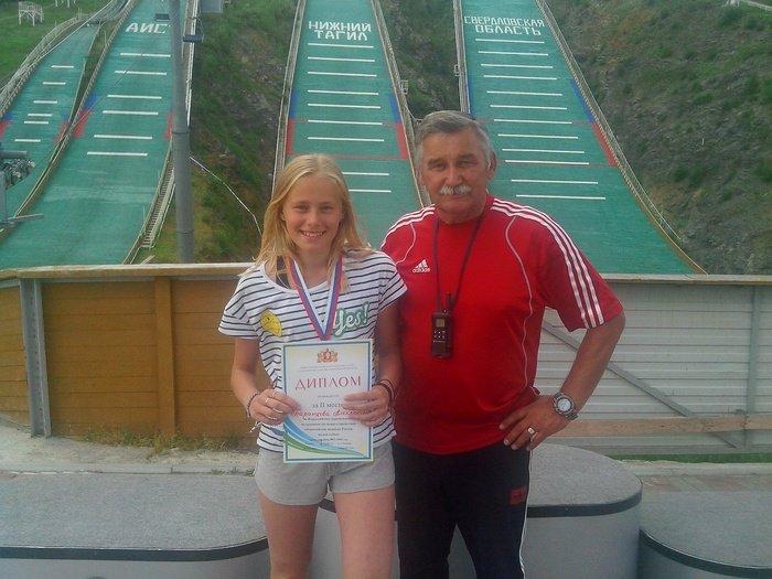 14-летняя кировчанка стала олимпийской надеждой РФ