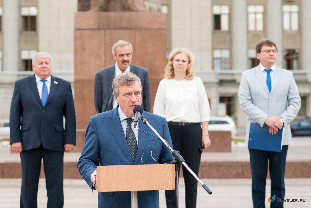 Больше 20 школ вКировской области получили новые автобусы