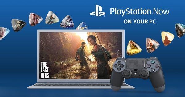 Uncharted наПК: сервис PS Now будет доступен собственникам ПК