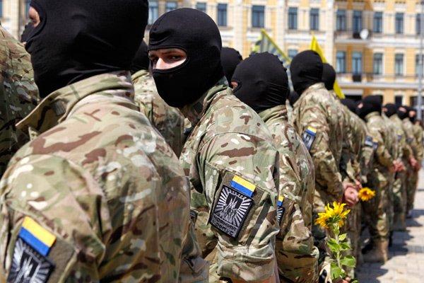 Жителю Кирова, воевавшему вДонбассе за«Азов», дали 2,5 года тюрьмы