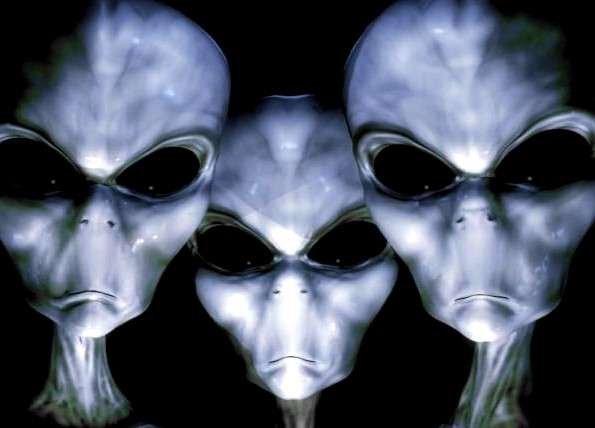 Инопланетяне нехотят общаться сземлянами