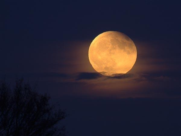 Ученые: Лунное затмение 16сентября может плохо воздействовать нанастроение людей