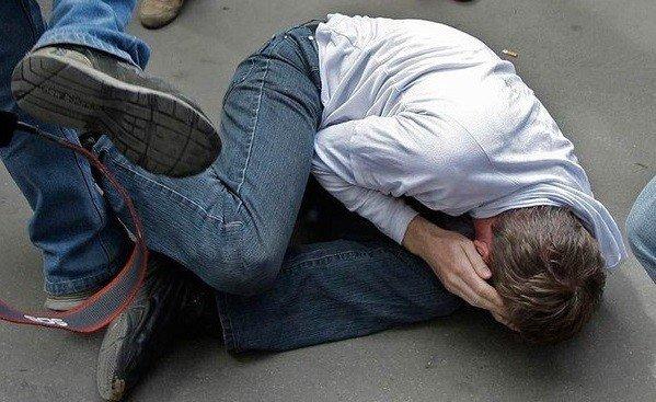 ВКирово-Чепецке парень поругался сдевушкой, апотом избил прохожего