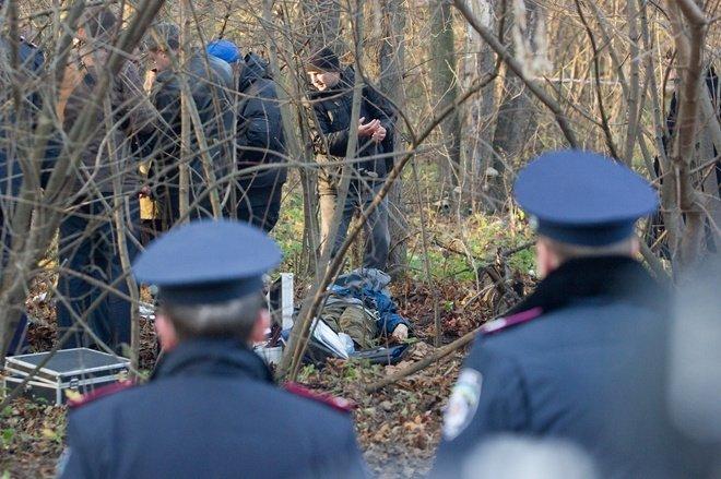 ВКировской области пропавшего отыскали закопанным вземлю