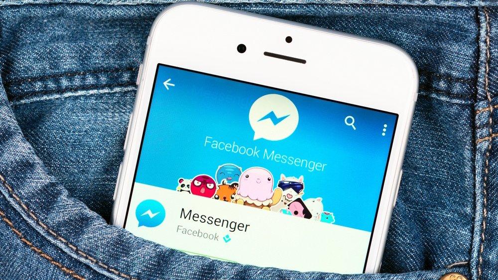 В фейсбук сейчас можно вести секретную переписку в особом чате