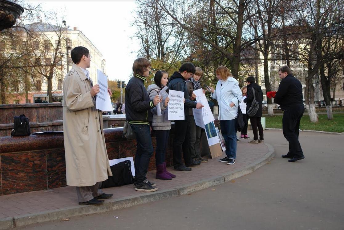 ВПетербурге почтят память убитой 10 лет назад Анны Политковской