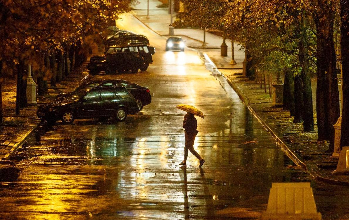 Погода в столице навыходные: предполагается пасмурная идождливая погода