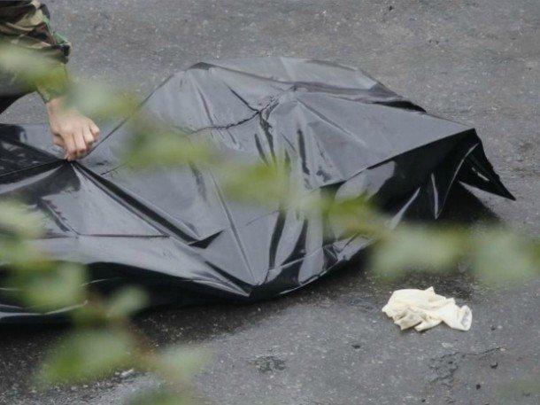 ВВятских Полянах наодном изперекрестков отыскали  убитой женщину