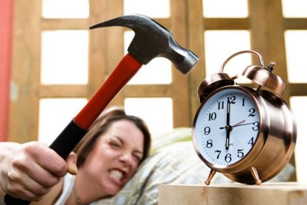 Ученые доказали, что раннее пробуждение приводит к психологическим расстройствам