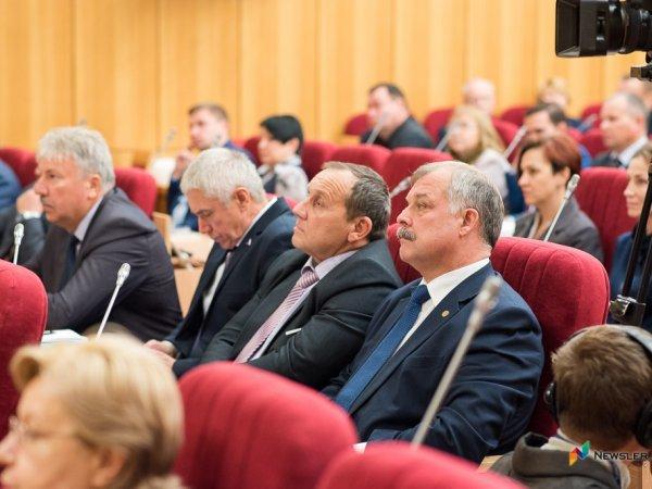 ВОЗС могут появиться полноправные комиссии и пропасть фракционные пятиминутки