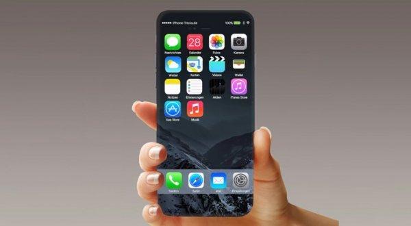 Руководитель Sharp намекнул навыход iPhone сOLED-дисплеем