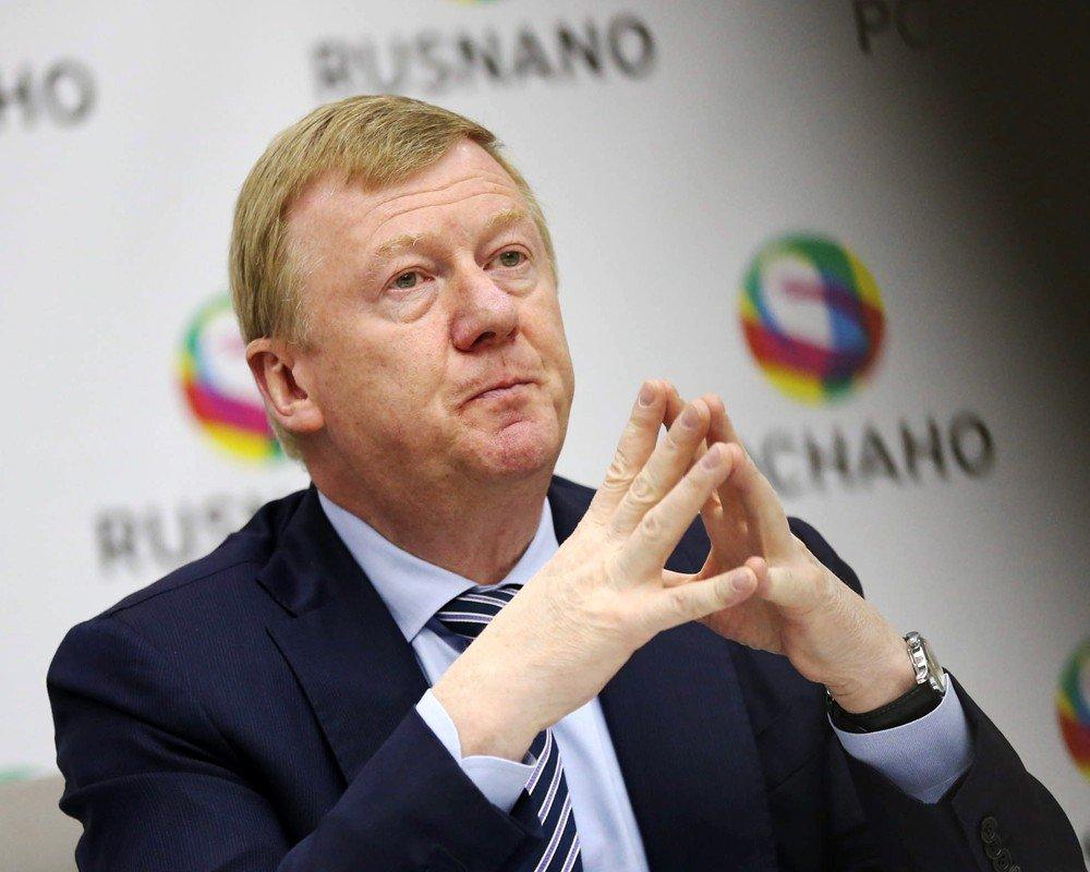Анатолий Чубайс запустил новейшую производственную линию на«Нанолеке»