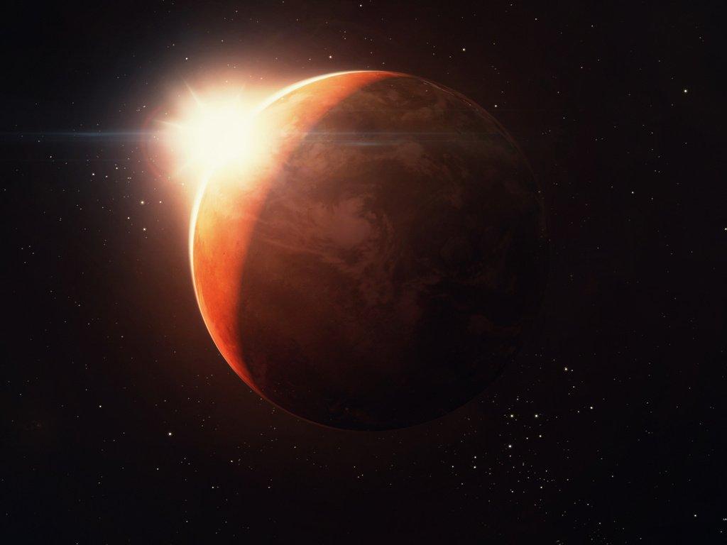 НаМарсе найдены следы жизни— Ученые