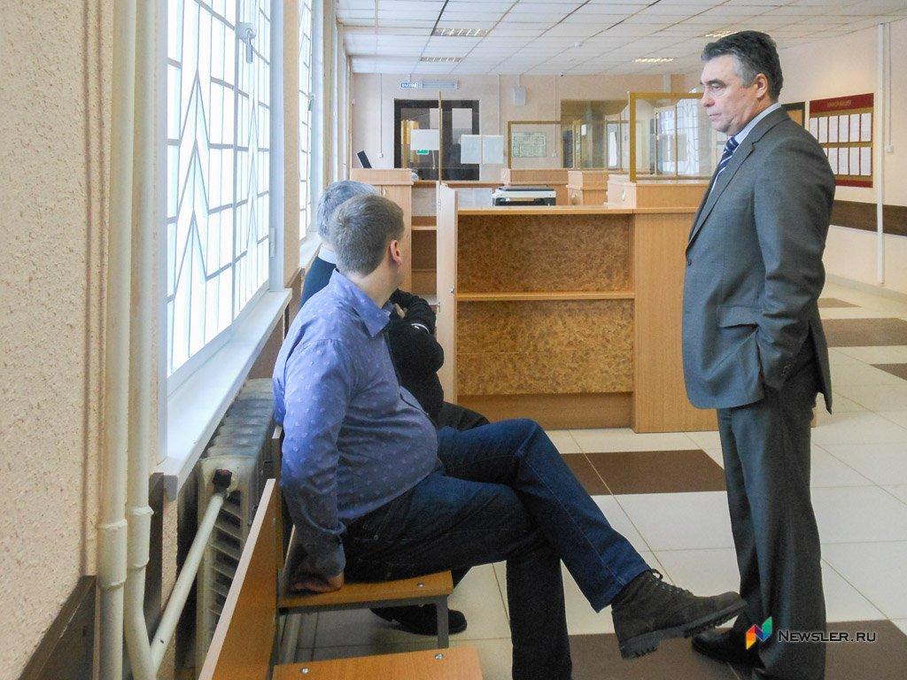 Юрия Кинцлера арестовали взале суда