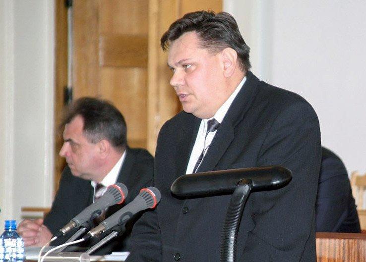 Уволен директор  администрации руководства  Кировской области Александр Кутергин
