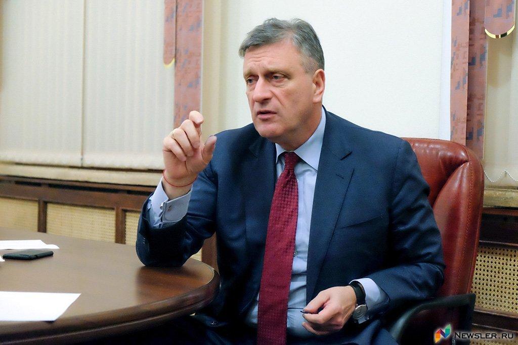 Рейтинг губернаторов: Игорь Васильев улучшил позиции