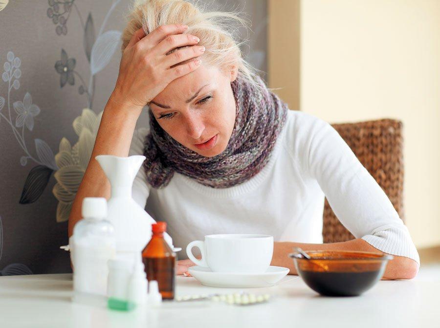 ВВоронежской области детская заболеваемость гриппом иОРВИ превысила эпидпорог