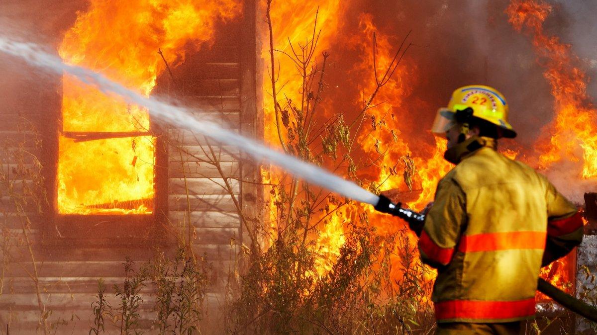 ВЧистых Прудах всвоем доме сгорел 51-летний мужчина