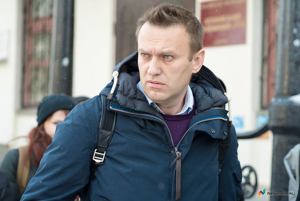 Алексей Навальный хочет сражаться запост президента в 2018-ом