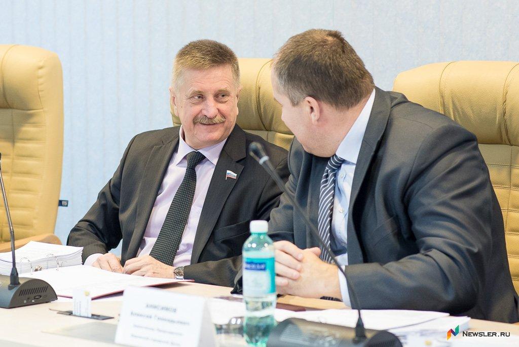 Валерий Владыкин упал на4-й позиции врейтинге мэров