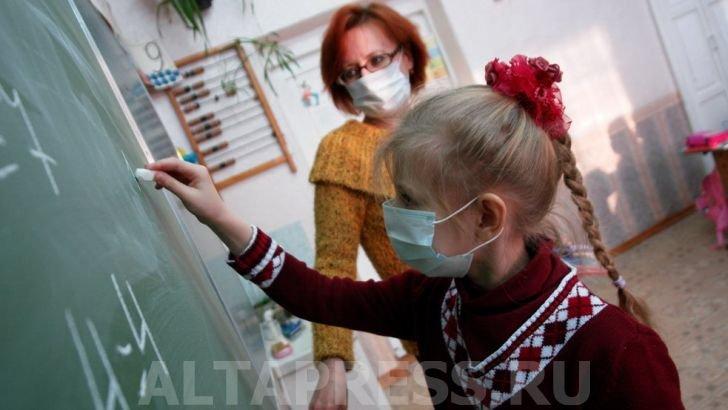 В Кирове десять класов в школах закрылись на карантин из-за ОРВИ