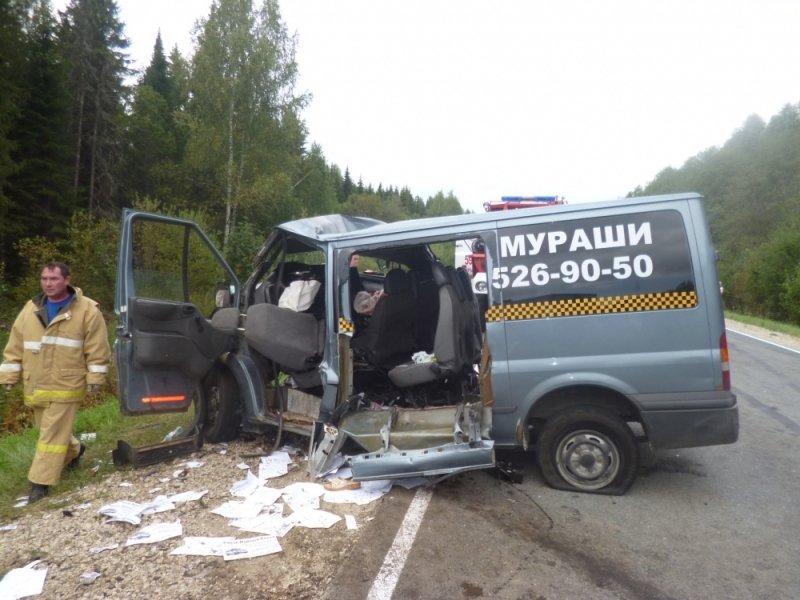 ВЮрьянском районе будут судить водителя, устроившего ДТП смаршруткой