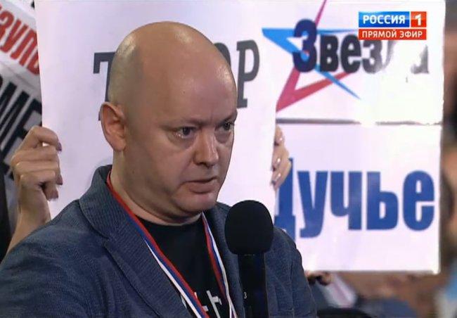 Вопрос Путину откировского репортера. «Водке— нет, квасу— да»