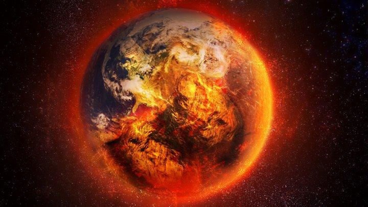 Земля погибнет осенью текущего года — Ученые