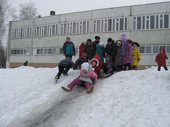 ВКировской области 41 школа продлит каникулы из-за сильных морозов