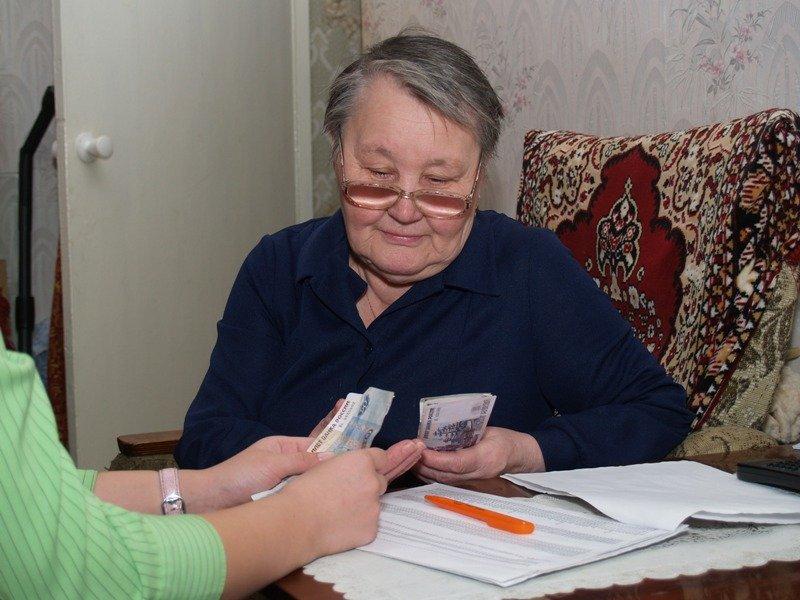 Единовременная выплата в5тыс.руб. русским пенсионерам начнётся 13января