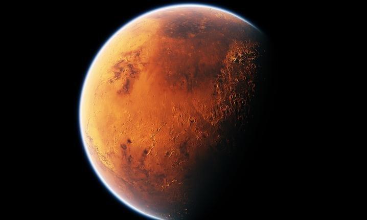 Земные микроорганизмы выжили вусловиях Марса