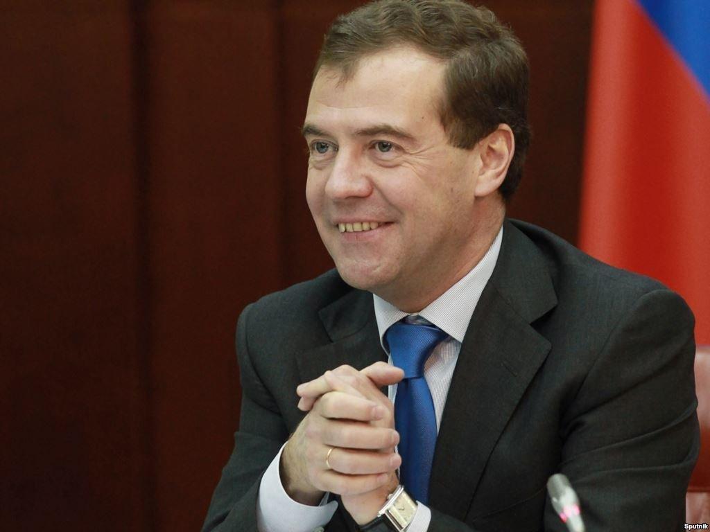 Д. Медведев вКирове