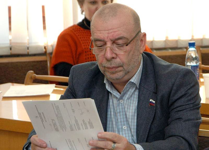 Юрий Шлемензон стал депутатом Кировской гордумы