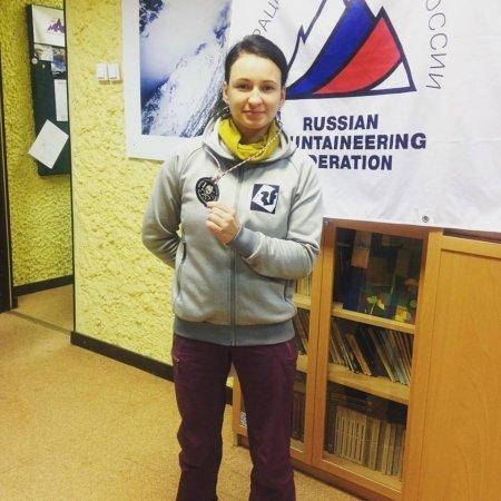 Кировская спортсменка стала чемпионкой мира поледолазанию