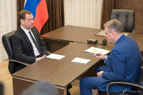 Министр Вероника Скворцова посетила Кировскую область срабочим визитом