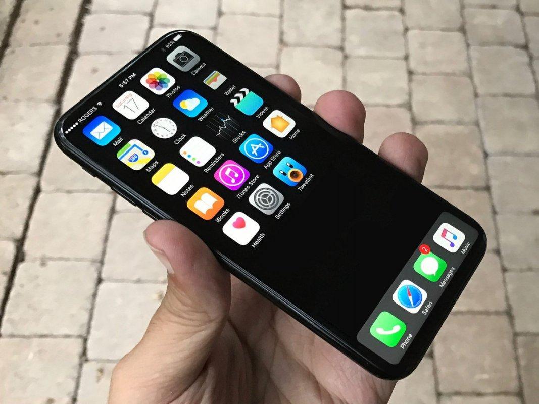 IPhone 8 сумеет распознавать лица спомощью RealFace