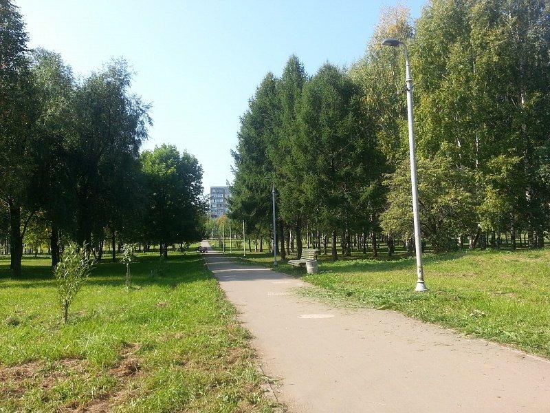 60 млн руб. вложат вблагоустройство Кочуровского парка летом 2017 года