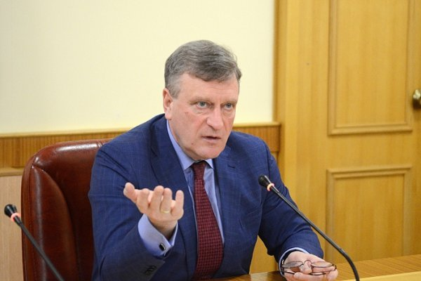 Валерий Радаев занял 13-е место врейтинге губернаторов