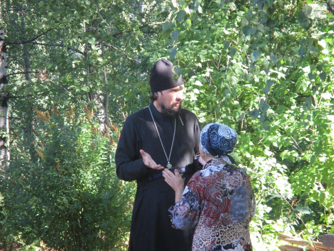 Русские православные церкви не поделили прихожан